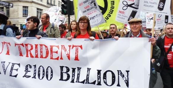 Cut Trident, Save £100 Billion