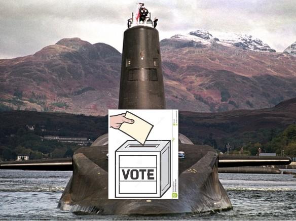 Trident Vote 2015