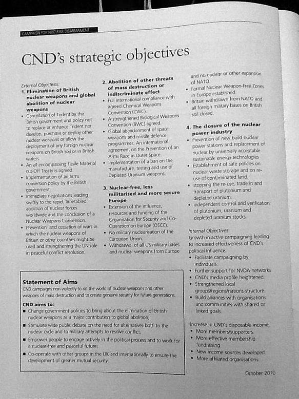 CND Aims - constitution-tuned up